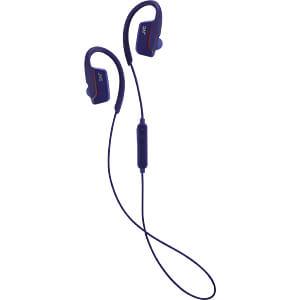 Słuchawki douszne z uchwytem na ucho, funkcja zestawu s&l JVC HA-EC30BT-AE