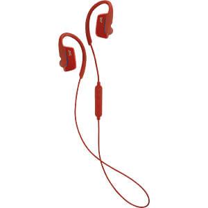 In-Ear Kopfhörer, Ohrbügel, Headset-Funktion, rot JVC HA-EC30BT-RE