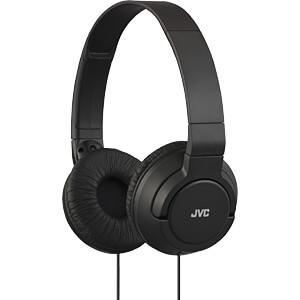 On-Ear Kopfhörer, 1,2 m Kabel, einklappbar, schwarz JVC HA-S180-B-E