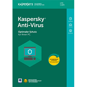 Software, Anti-Virus 2018 KASPERSKY KL1171G5AFS-8