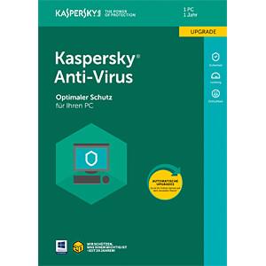 Software, Anti-Virus 2018, Upgrade KASPERSKY KL1171G5AFR-8