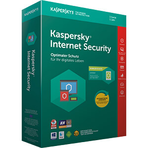Software, Internet Security 2018 + Android Security KASPERSKY KL1941G5AFS-8KISA
