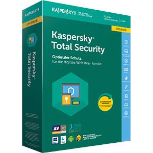 Software, Total Security 2018, Upgrade KASPERSKY KL1919G5CFR-8