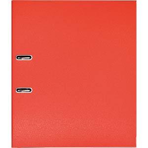 Qualitäts-Ordner PP 180° A4 / 80 mm / hellrot LEITZ 10105020