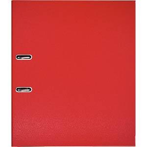 Qualitäts Ordner PP 180° A4, 80 mm, rot LEITZ 10105025