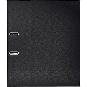 Leitz 180° Lever Arch File Plastic, black LEITZ 10105095