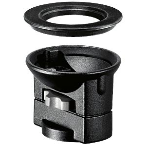 Half bowl video head adapter MANFROTTO 325N