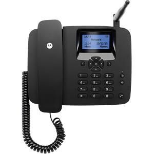 MOTOROLA FW200L - GSM-Tischtelefon