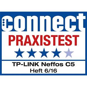 "Smartphone / 5"" Display / Dual-SIM / 4G LTE TP-LINK NEFFOS TP701A24DE"