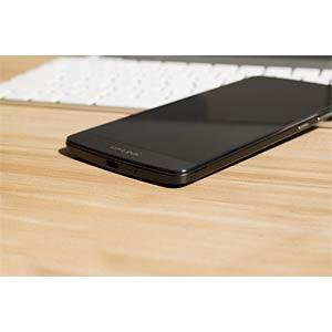 "Smartphone, 13,97 cm (5,5"") TFT-Display, 16GB, dunkelgrau NEFFOS TP702A24DE"