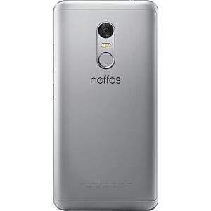 "Smartphone, 12,70 cm (5,0"") IPS-Display, 16GB, cloudy grey NEFFOS TP904A24EU"