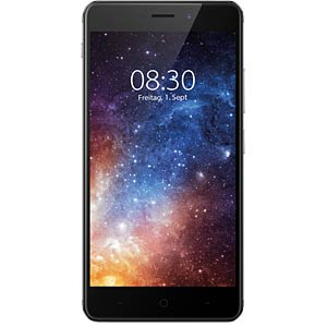 "Smartphone, 12,70 cm (5,0"") IPS-Display, 64GB, cloudy Grey NEFFOS TP903A2AEU"