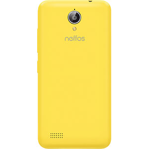 "Smartphone, 11,43 cm (4,5"") TFT-Display, 8GB, sonnengelb NEFFOS TP803A31EU"