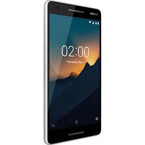 """Smartphone, 13,97 cm (5,5""""), grau/silber NOKIA 11E2MX01C01"""