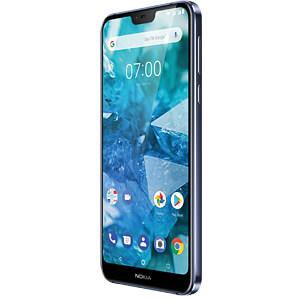 Smartphone, 14,73 cm (5,8), 32GB, blau NOKIA 11CTLL01A07