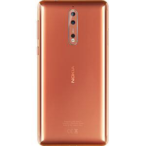 "Smartphone, 13,46 cm (5,3"") IPS-LCD, 64GB, kupfer NOKIA 11NB1M01A02"