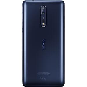 "Smartphone, 13,46 cm (5,3"") IPS-LCD, 64GB, blau NOKIA 11NB1L01A04"