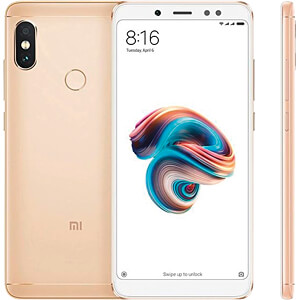 Redmi Note 5, 64GB, gold, Global Version XIAOMI 8210070100010-A