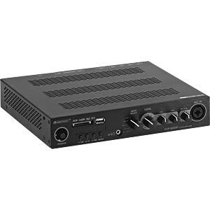 OMNI 10451603 - Stereo-Mischverstärker und Audioplayer