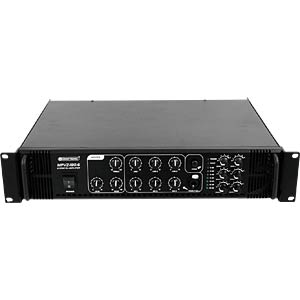 OMNI 80709781 - 6-Zonen-ELA-Mono-Mischverstärker