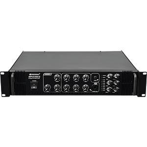 OMNI 80709786 - 6-Zonen-ELA-Mono-Mischverstärker