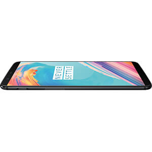 OnePlus 5T, 64 GB, midnight black UE ONEPLUS 5011100081