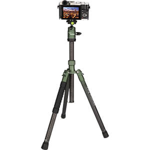 Stativ, Tripod, City Traveler, Carbon ROLLEI 22659