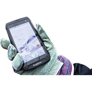 "Smartphone, 12,70 cm (5,0"") Outdoor, 16GB, schwarz RUGGEAR 73030000"