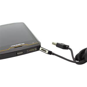 "Smartphone, 11,94 cm (4,7"") Outdoor, 16GB, schwarz RUGGEAR 74030000"