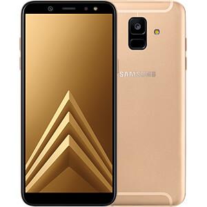 Samsung Galaxy A6 14,25 cm (5,6) 32 GB Gold SAMSUNG SM-A600FZDNDBT