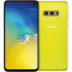 Samsung Galaxy S10e 128 GB Canary Yellow SAMSUNG SM-G970FZYDDBT