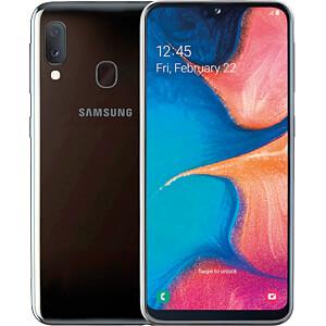 SAMS GALA20BK - Samsung Galaxy A20e 14,28cm (5,8'') 32 GB Schwarz