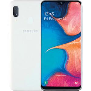 SAMS GALA20WH - Samsung Galaxy A20e 14,28cm (5,8'') 32 GB Weiß