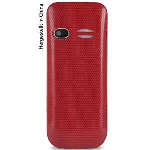 Mobiltelefon, Dual-SIM, rot SWISSTONE 450038