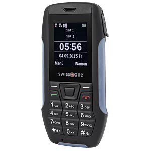 Dual SIM outdoor mobile phone SWISSTONE 450062