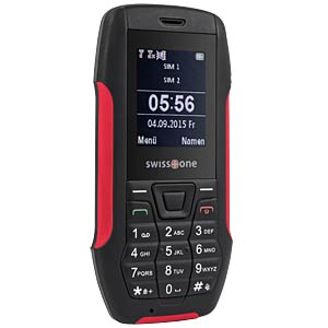 Dual SIM outdoor mobile phone SWISSTONE 450060