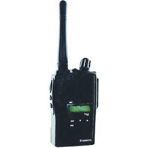 PMR Funkgerät schwarz / IP54 ALBRECHT 29786