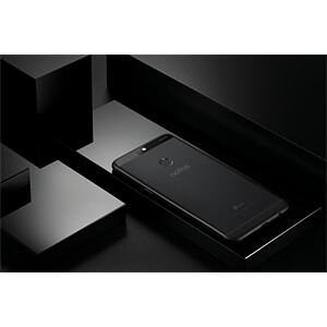 "Smartphone, 13,97 cm (5,5"") IPS-Display, 64GB, space black NEFFOS TP908A5AEU"