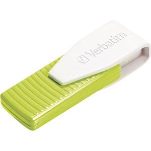USB-Stick, USB 2.0, 32 GB, Swivel VERBATIM 49815