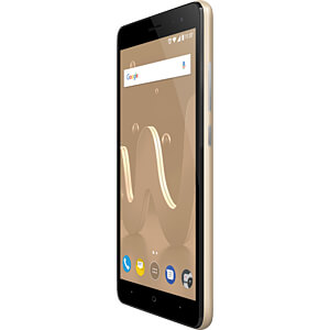 Smartphone, 12,7 cm (5), Dual-SIM, gold WIKOMOBILE WIKJERRY2GOLST