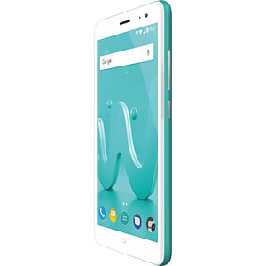 Smartphone, 12,7 cm (5), Dual-SIM, türkis WIKOMOBILE WIKJERRY2BLEST