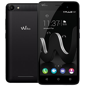 Wiko Jerry black WIKOMOBILE 9681