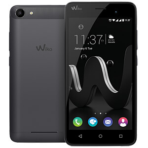 Wiko Jerry black / gray WIKOMOBILE 9688
