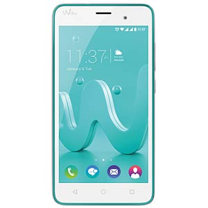 Wiko Jerry turquoise / silver WIKOMOBILE 9683