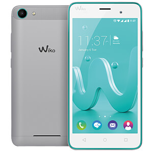Wiko Jerry türkis / silber WIKOMOBILE 9683