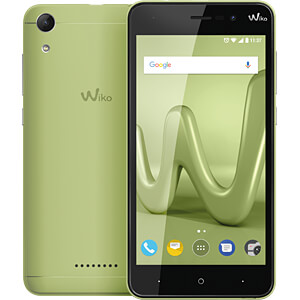 Smartphone, 12,7 cm (5), Dual-SIM, limone WIKOMOBILE WIKLENNY4LIMST