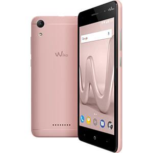 Smartphone, 12,7 cm (5), Dual-SIM, rose gold WIKOMOBILE WIKLENNY4ROGST