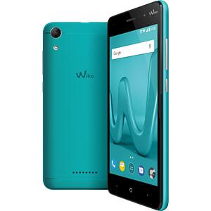 Smartphone, 12,7 cm (5), Dual-SIM, türkis WIKOMOBILE WIKLENNY4BLEST
