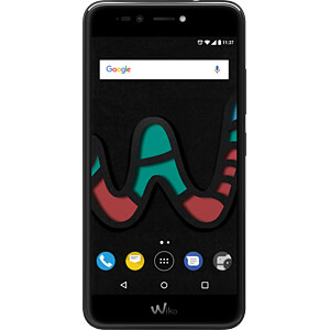 Smartphone, 13,2 cm (5,2), Dual-SIM, schwarz WIKOMOBILE WIKUPULIT4GBLAST