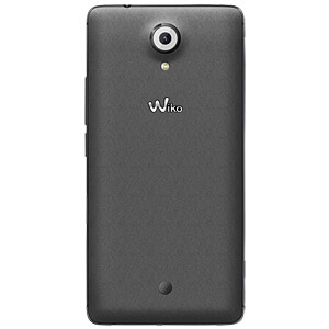 "Wiko U Feel 12,7 cm (5,0"") Space Grau WIKOMOBILE 9678"
